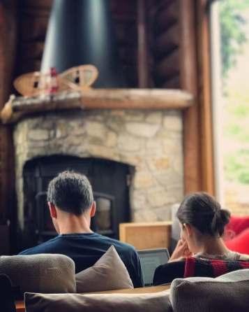 Relaxer à l'intérieur - Auberge du Lac Taureau - Amérique du Nord, Canada, Québec, Lanaudière, À haire, Hôtels, Roadtrip