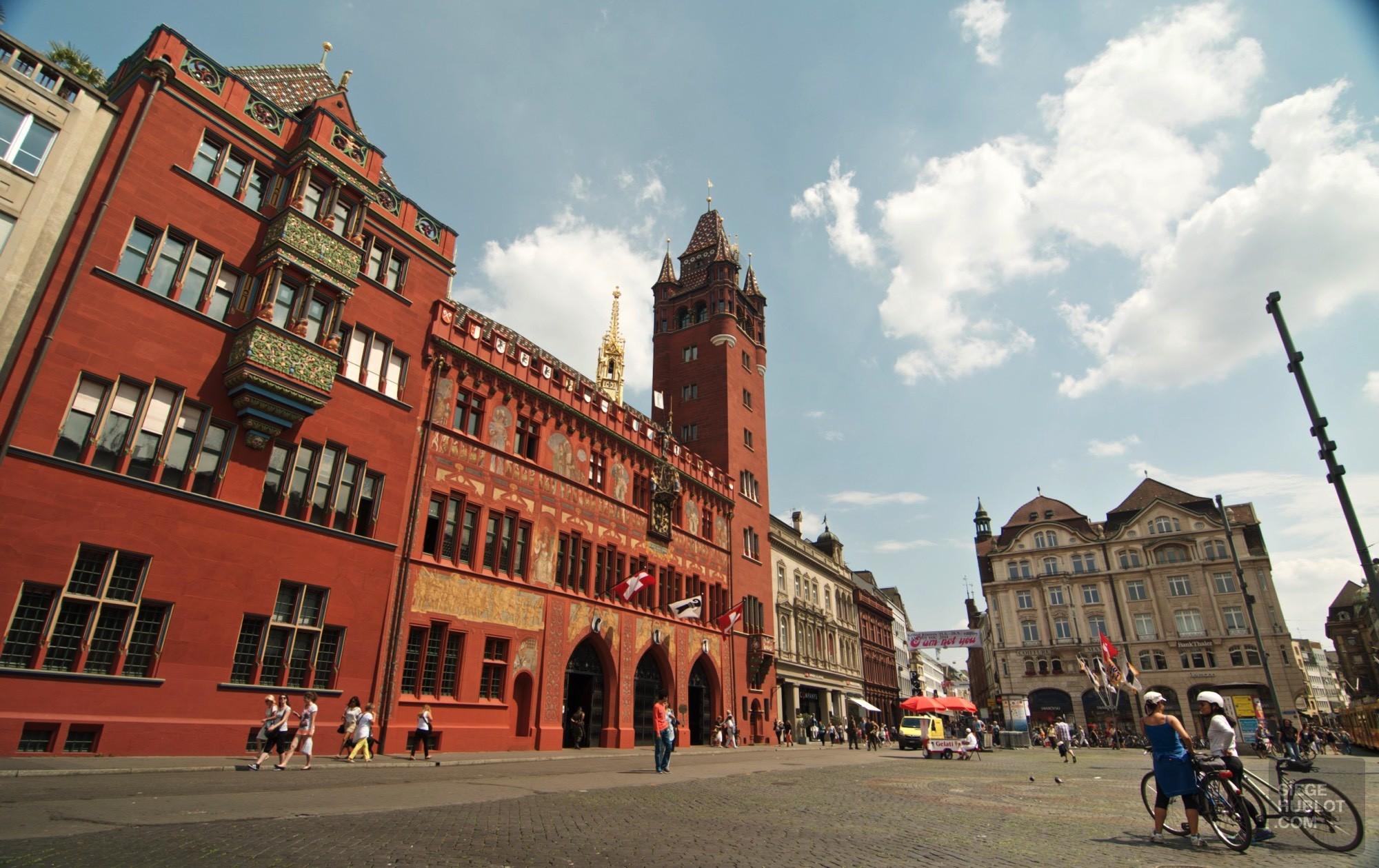 Bâle, une ville au cœur de trois pays - suisse, europe, entete-de-categorie, destinations