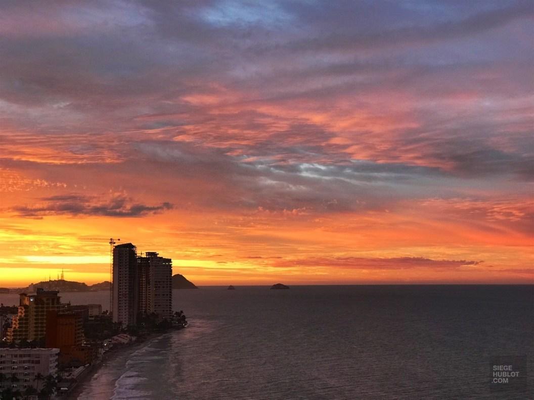 Coucher de soleil - À faire - Boutique hôtel à Mazatlan - Amérique du Nord, Mexique