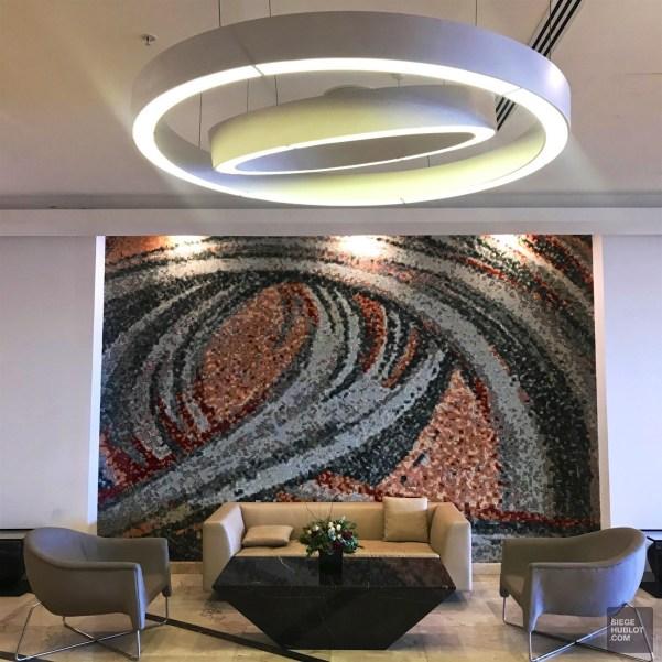 Mobilier du lobby - Nouvel hôtel design - à Mazatlan - Amérique du Nord, Mexique