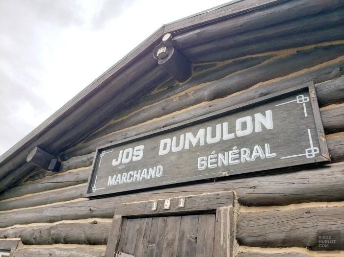 Jos Dumulon - Rouyn-Noranda - Une virée en Abitibi-Témiscamingue - Amérique du Nord, Canada, Québec