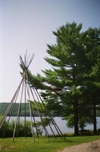 Fort Témiscamingue Obadjiwan - Ville-Marie et Duhamel-Ouest - Une virée en Abitibi-Témiscamingue - Amérique du Nord, Canada, Québec