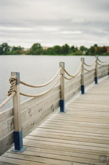 Lac Osisko - Rouyn-Noranda - Une virée en Abitibi-Témiscamingue - Amérique du Nord, Canada, Québec