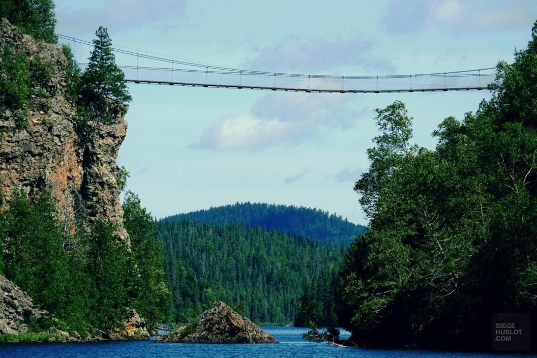 Parc national d'Aiguebelle - Mont-Brun et Nédélec - Une virée en Abitibi-Témiscamingue - Amérique du Nord, Canada, Québec