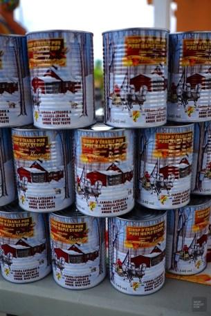 Produits de l'érable - La Vallée-de-l'Or - Une virée en Abitibi-Témiscamingue - Amérique du Nord, Canada, Québec