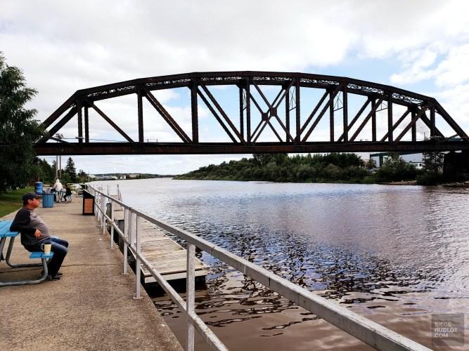 Rivière Harricana - Amos - Une virée en Abitibi-Témiscamingue - Amérique du Nord, Canada, Québec