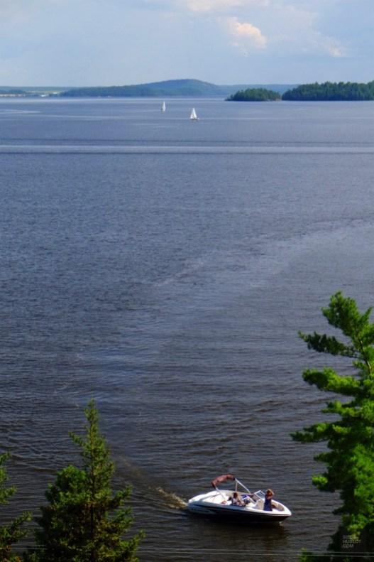 Lac Témiscamingue - Ville-Marie et Duhamel-Ouest - Une virée en Abitibi-Témiscamingue - Amérique du Nord, Canada, Québec