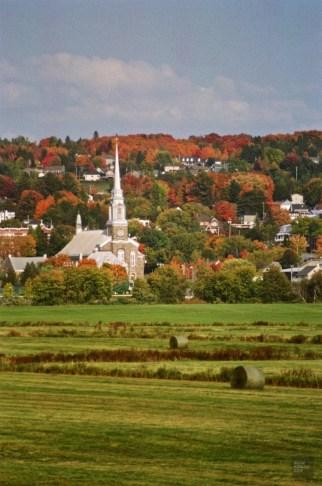 Les villages - Quelques idées supplémentaires - Balade en Beauce - Amérique du Nord, Canada, Québec, Chaudière-Appalaches