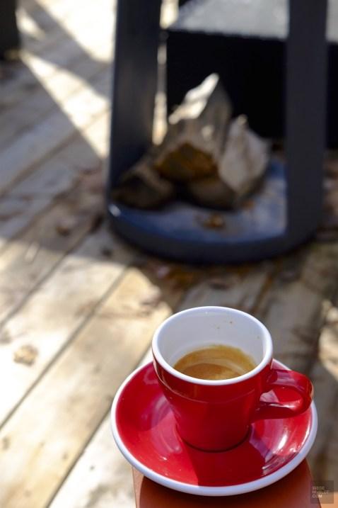 Café en terrasse - Un café à la Jura, l'excellence à la Suisse! - Europe, Suisse