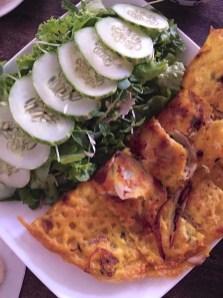 Crêpe vietnamienne - R.O.M (Revolution of Mushroom) - Les meilleurs restaurants végétariens - Vietnam, Asie