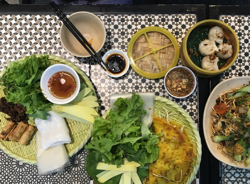 À partager - ANs Vegetarian Cuisine - Les meilleurs restaurants végétariens - Vietnam, Asie