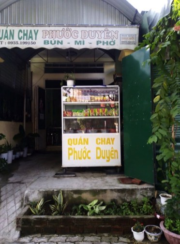Petite échoppe - Et plus encore! - Les meilleurs restaurants végétariens - Vietnam, Asie