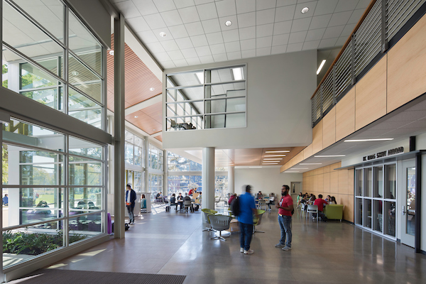UC Davis International Center  Siegfried Engineering