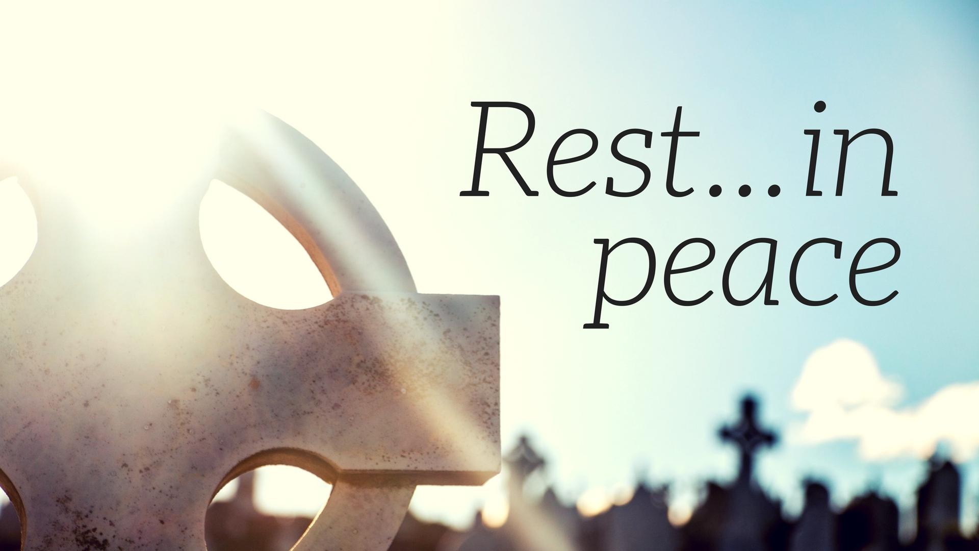 The Dead Do They Actually Rest In Peace?  S Silverman