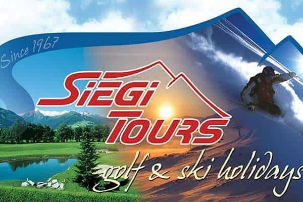 Siegi Tours Holidays Austria Broschure