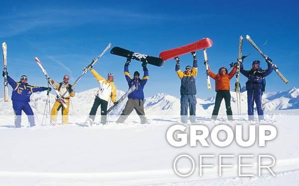 group siegi tours ski holiday offers austria