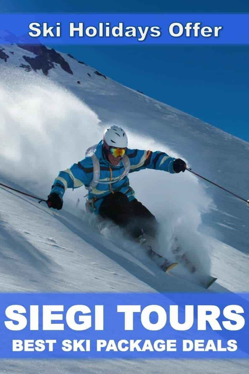 Siegi Tours Ski Holiday Offer Salzburg
