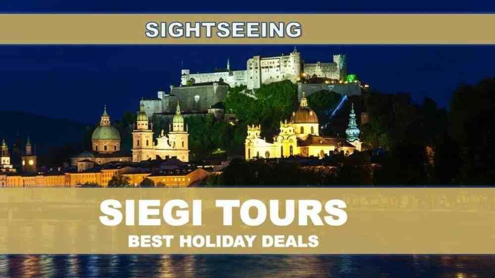 Hohensalzburg Fortress Siegi Tours Sightseeing