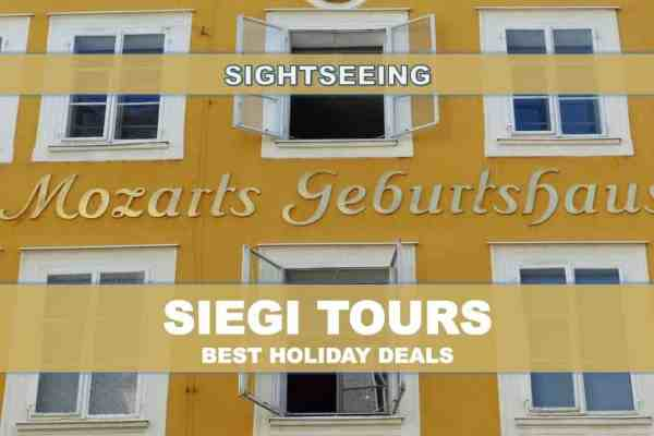 Mozart House Salzburg Sightseeing Siegi Tours