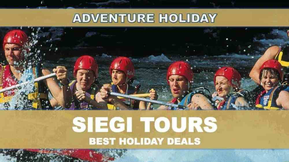Rafting Salzburg Siegi Tours Adventure