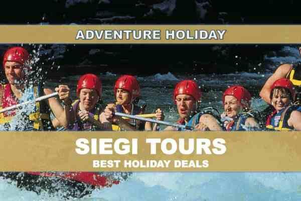 Rafting Salzburg Siegi Tours Adventure