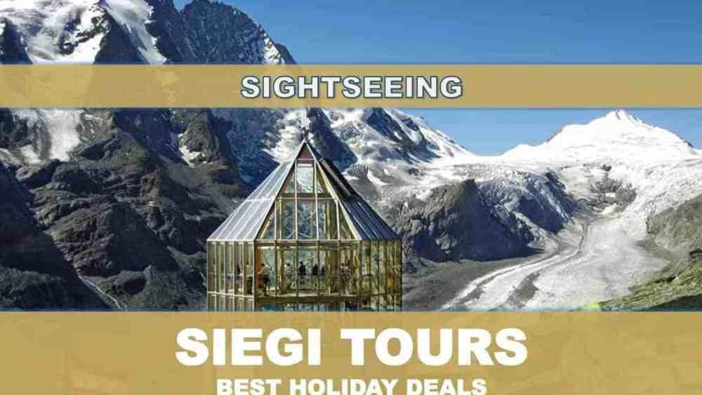 Siegi Tours Grossglockner High Alpine Road Sightseeing