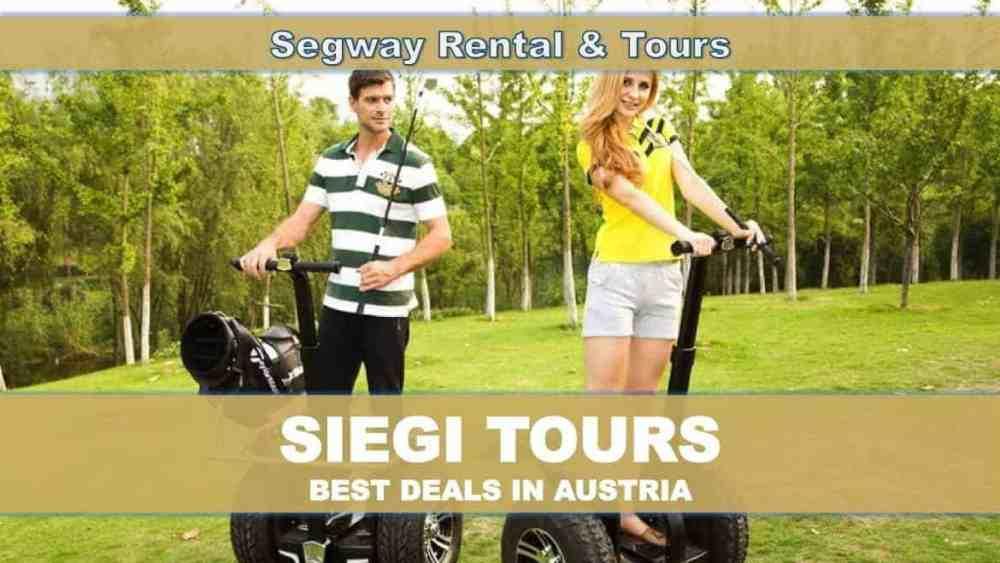 Siegi Tours Segway Rental Tours Salzburg