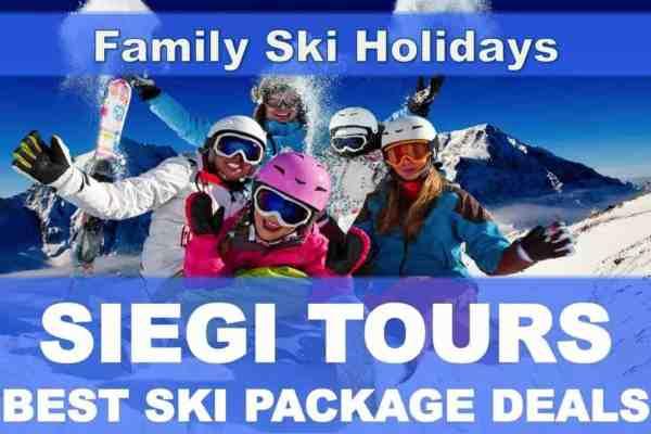 Ski Deal January Siegi Tours
