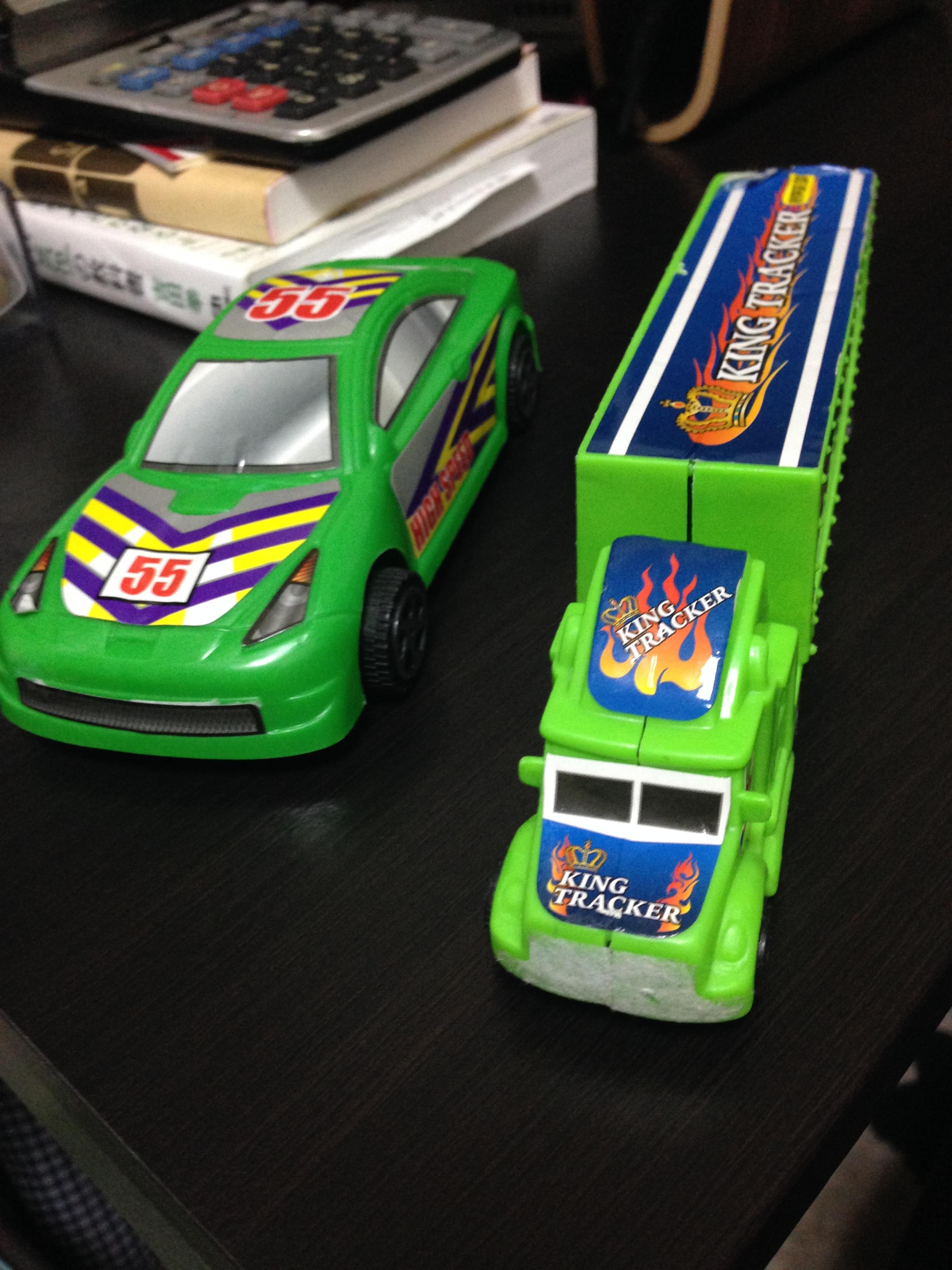 日高屋のお子様セットが安い!190円でジュース、おもちゃも!