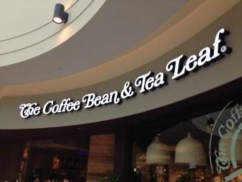 コーヒービーン&ティーリーフはお洒落で快適!超オススメですよ。