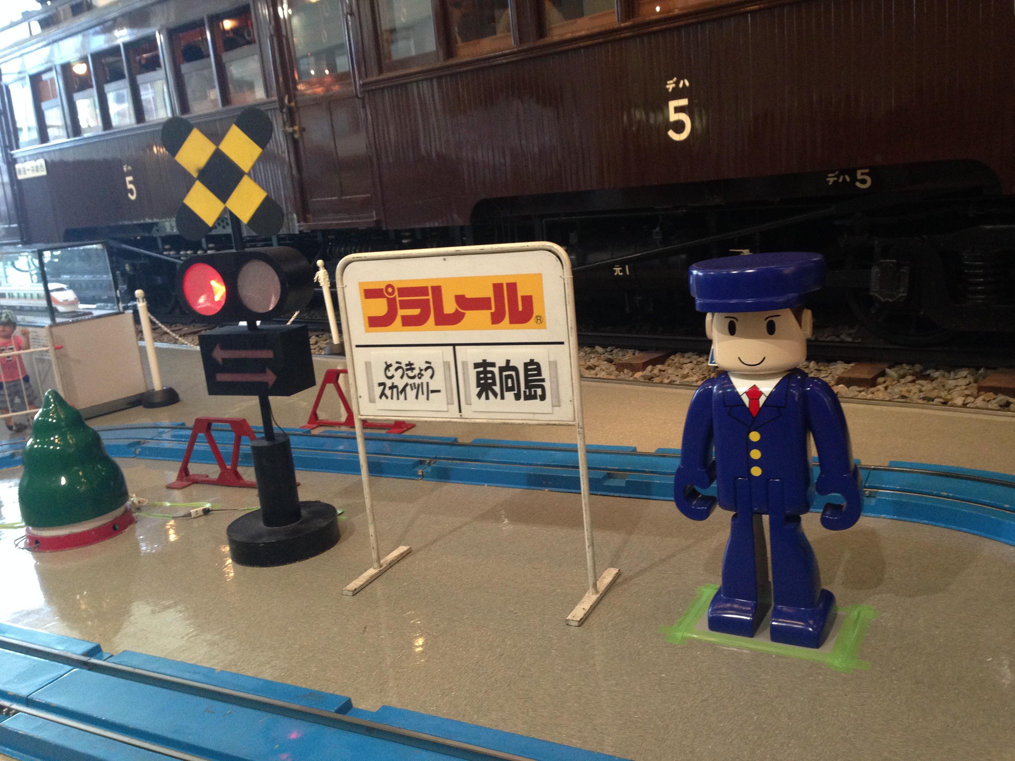 東武博物館のプラレールフェスティバルはすごい混雑だけど楽しめる!