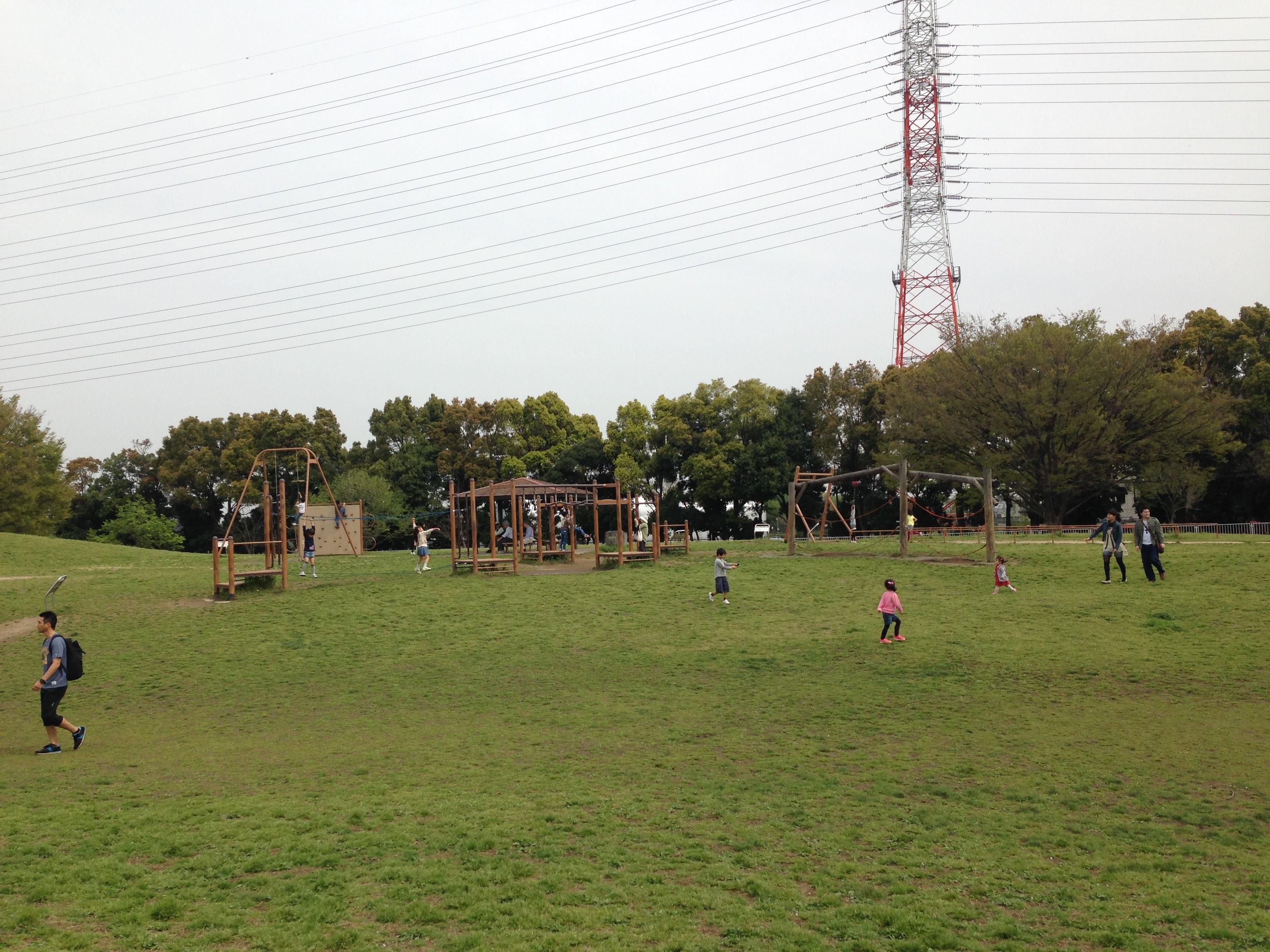埼玉県の県民健康福祉村は子供も大人も楽しめる公園!