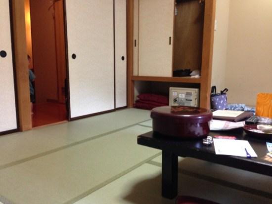 鬼怒川御苑の部屋