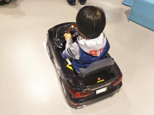 子連れでよく遊びに行く場所。電車や車など乗り物系が好き