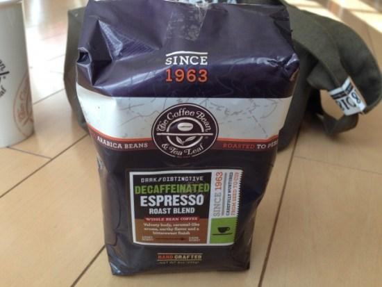 コーヒービーンのコーヒー豆