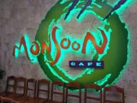 モンスーンカフェのランチが美味しい。小学生未満は無料!