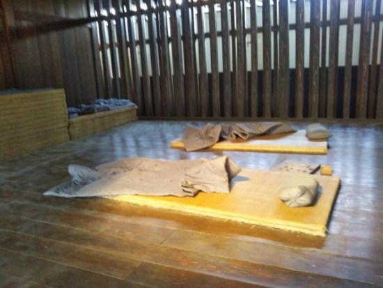 日光江戸村の牢屋