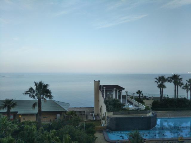 木更津の海
