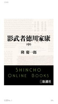 小説「影武者徳川家康」が面白い!時代小説を読んだことなくても楽しめる