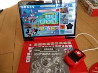 子供向けパソコンのワンダフルドリームパソコンに興味津々。初めてのパソコンにいいかも