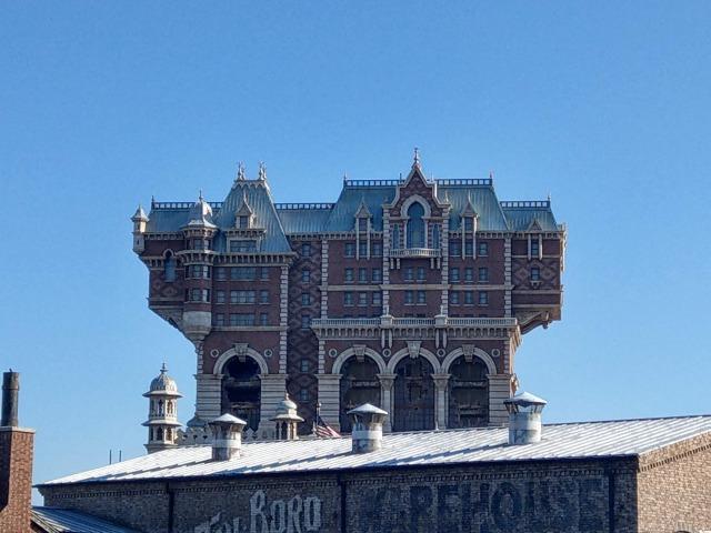 初めてのタワー・オブ・テラー。子供は大絶叫でもう乗りたくない・・