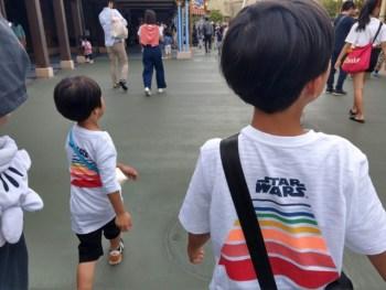なかなか子供がディズニー好きにならない。怖い乗り物と行列が嫌らしい