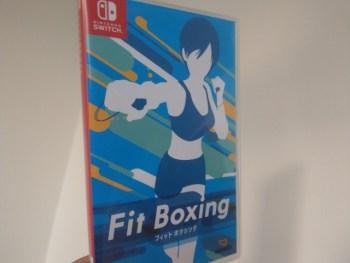 自宅で手軽に運動できる「Fit Boxing」がいい。近くにジムがない人におすすめ
