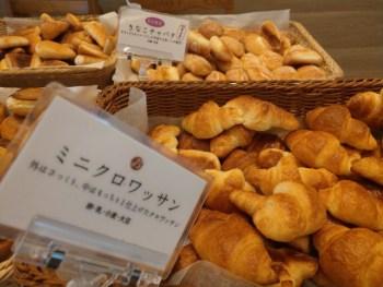 パン食べ放題のBREAD GARDENが美味しい。小さい子供はパンだけで十分