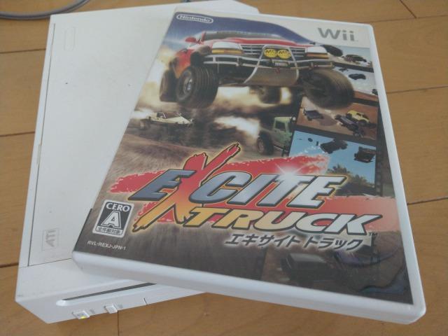 初代Wiiのエキサイトトラックに大爆笑で大ハマり!1位でなくても失敗してもいいので楽しい