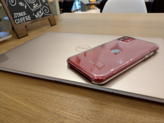 iPhoneとpC