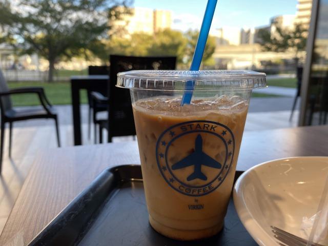 三郷にできたブックカフェSTARK COFFEEが快適。ケーキセットがないのがちょっと残念