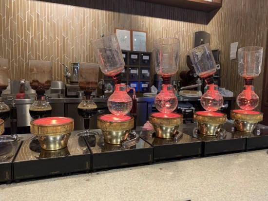 倉式珈琲店サイフォンコーヒー