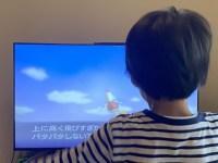 休校期間中の子供たちの運動不足解消にWiiフィット。楽しんで長時間やっている