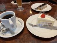 最近は星乃珈琲店がお気に入り。モーニング・ランチ・ケーキ